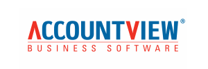 logo Accountview Business Software