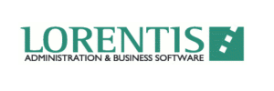 logo Lorentis Administration and Business Software