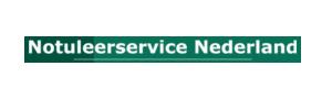 logo Notuleerservice Nederland